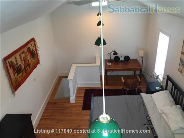 Lovely Furnished Cottage in Cambridge Home Rental in Cambridge, Massachusetts, United States 6