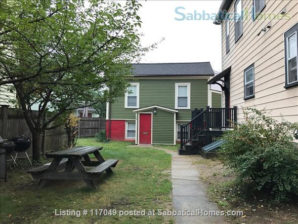 Lovely Furnished Cottage in Cambridge Home Rental in Cambridge, Massachusetts, United States 7