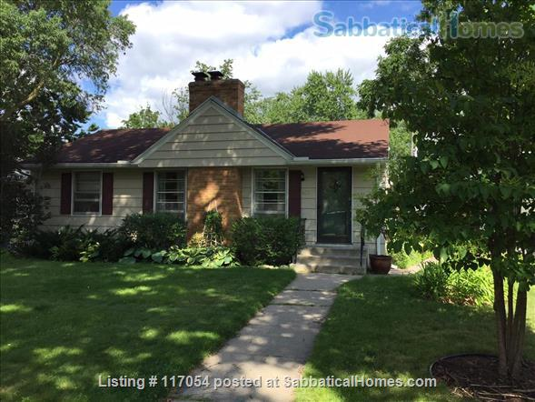 Comfortable, well-equipped 3 bedroom home in Minneapolis, Minnesota, USA Home Exchange in Minneapolis, Minnesota, United States 0