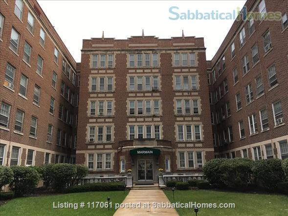 Downtown apartment in historic building Home Rental in South Bend, Indiana, United States 6