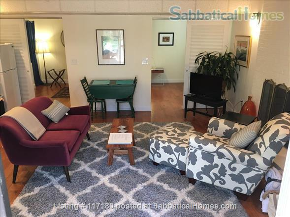 Walk to Duke  Apartment  Fully Furnished  WiFi and Utilities Included  Home Rental in Durham, North Carolina, United States 1