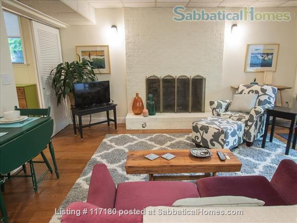 Walk to Duke  Apartment  Fully Furnished  WiFi and Utilities Included  Home Rental in Durham, North Carolina, United States 0