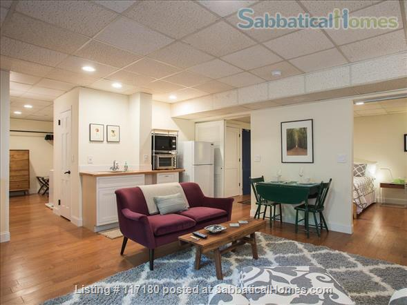Walk to Duke  Apartment  Fully Furnished  WiFi and Utilities Included  Home Rental in Durham, North Carolina, United States 2