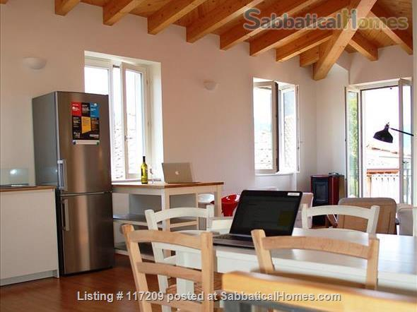 Writing retreat in ITALY, in a characteristic ancient small town in the Italian Alps - Clusone - (BG) 42 km from Milan-Orio al Serio Airport Home Rental in Clusone, Lombardy, Italy 3