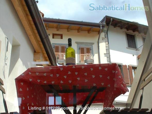 Writing retreat in ITALY, in a characteristic ancient small town in the Italian Alps - Clusone - (BG) 42 km from Milan-Orio al Serio Airport Home Rental in Clusone, Lombardy, Italy 5