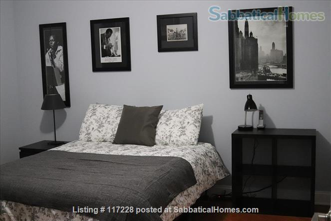 2BR Classy Apartment in Hyde Park Home Rental in Chicago, Illinois, United States 2
