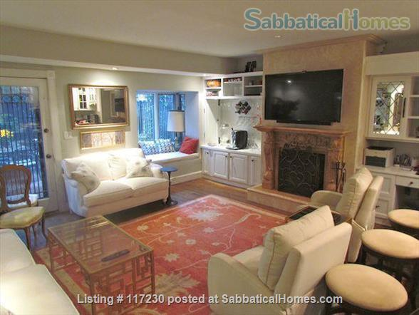 Stunning 1 BR Beacon Hill Luxury Condo with Private Garden/Patio &  Private Entrance Home Rental in Boston, Massachusetts, United States 0