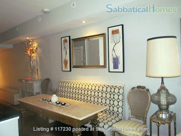 Stunning 1 BR Beacon Hill Luxury Condo with Private Garden/Patio &  Private Entrance Home Rental in Boston, Massachusetts, United States 3