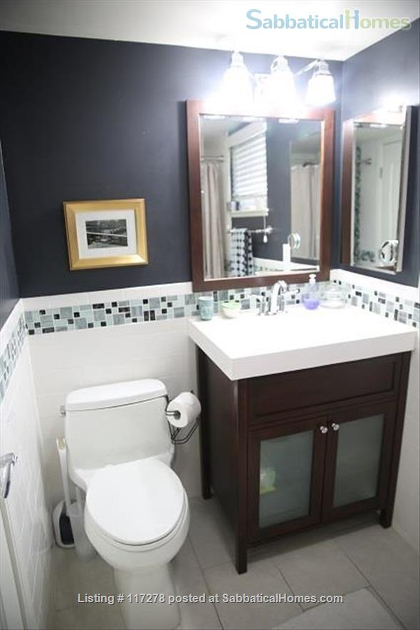 Beautifully renovated 2 bedroom, 2 bath home with open kitchen Home Rental in Oakland, California, United States 5