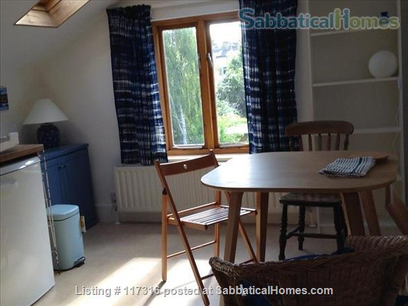 Lovely light sunny loft and separate kitchen in Clapham, South London Home Rental in Greater London, England, United Kingdom 3
