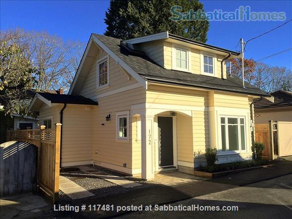 Buttercup Guest House Home Rental in Vancouver, British Columbia, Canada 1