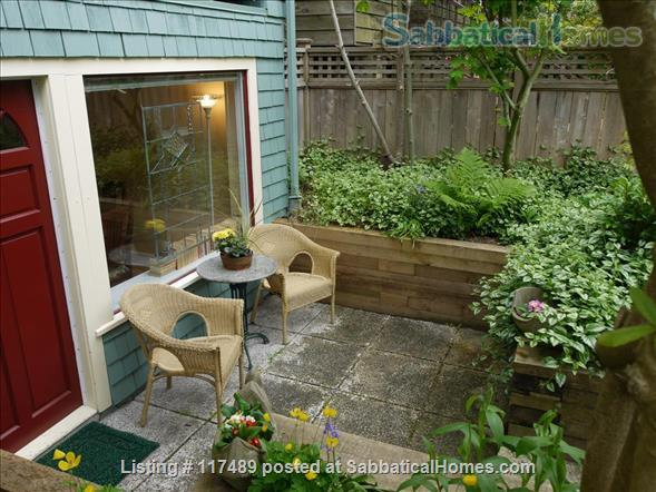 2 Bedroom Suite In Kitsilano Character Home Near UBC  Home Rental in Vancouver, British Columbia, Canada 2