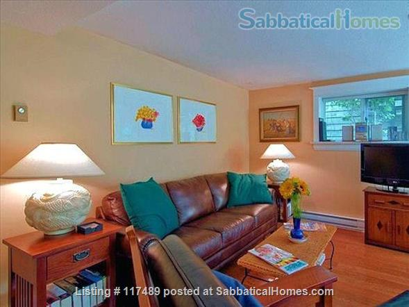 2 Bedroom Suite In Kitsilano Character Home Near UBC  Home Rental in Vancouver, British Columbia, Canada 3
