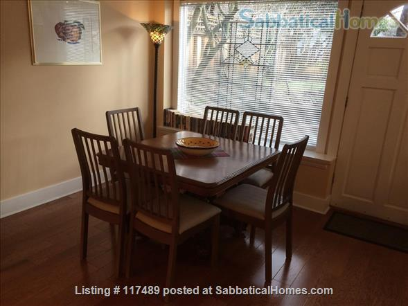 2 Bedroom Suite In Kitsilano Character Home Near UBC  Home Rental in Vancouver, British Columbia, Canada 4