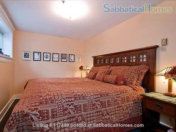2 Bedroom Suite In Kitsilano Character Home Near UBC  Home Rental in Vancouver, British Columbia, Canada 7