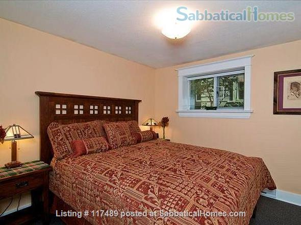 2 Bedroom Suite In Kitsilano Character Home Near UBC  Home Rental in Vancouver, British Columbia, Canada 8