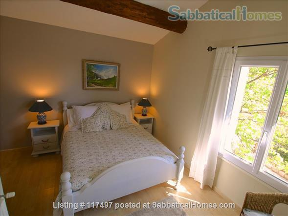 The Olive Garden - Provence charm with optic fibre Wifi Home Rental in Caromb, Provence-Alpes-Côte d'Azur, France 9