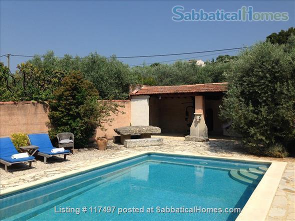 The Olive Garden - Provence charm with optic fibre Wifi Home Rental in Caromb, Provence-Alpes-Côte d'Azur, France 0
