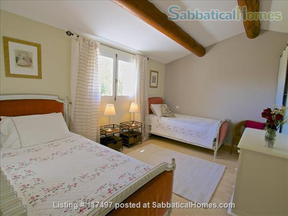 The Olive Garden - Provence charm with optic fibre Wifi Home Rental in Caromb, Provence-Alpes-Côte d'Azur, France 8