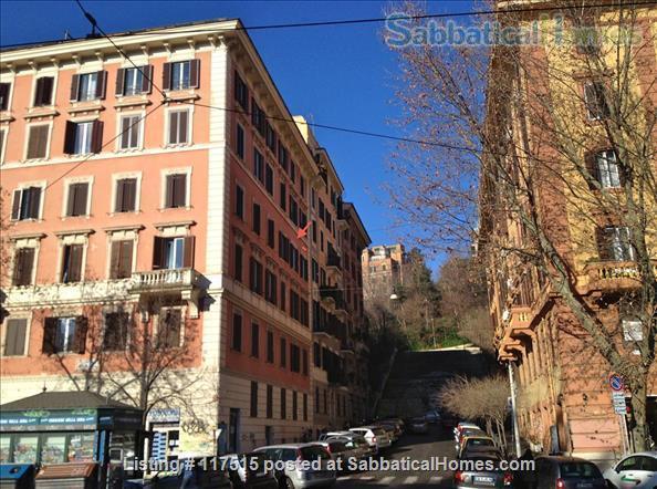Apartment Trastevere - Rome  Home Rental in Rome, Lazio, Italy 1