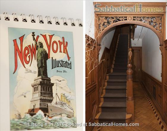 Harlem Hideaway Parlor Apartment Home Rental in New York, New York, United States 2
