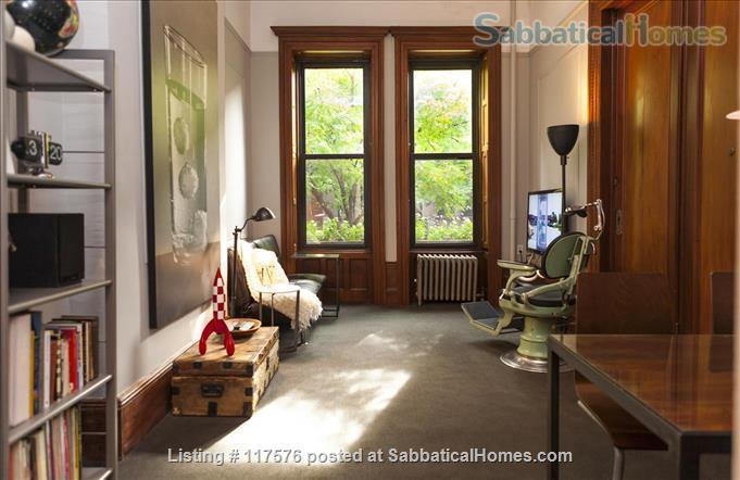 Harlem Hideaway Parlor Apartment Home Rental in New York, New York, United States 3