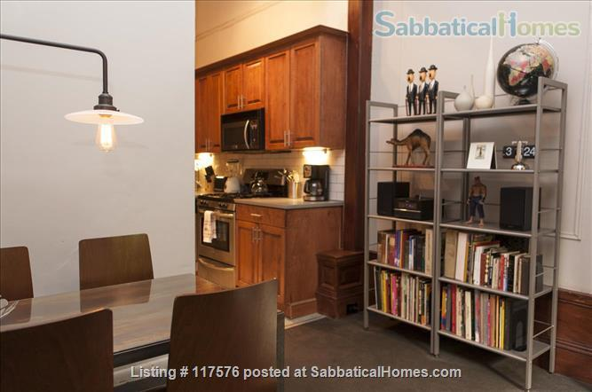 Harlem Hideaway Parlor Apartment Home Rental in New York, New York, United States 5