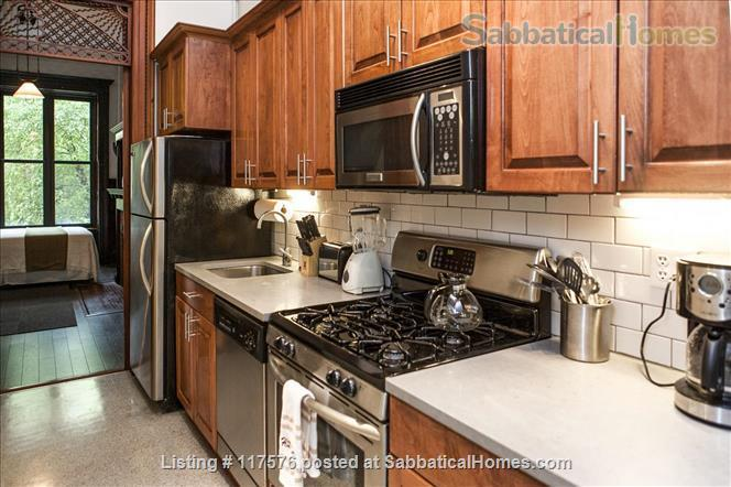 Harlem Hideaway Parlor Apartment Home Rental in New York, New York, United States 7