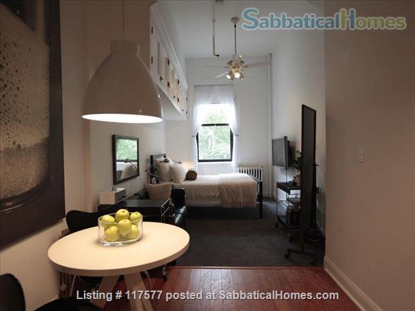 Harlem Hideaway Studio Apartment Home Rental in New York, New York, United States 4
