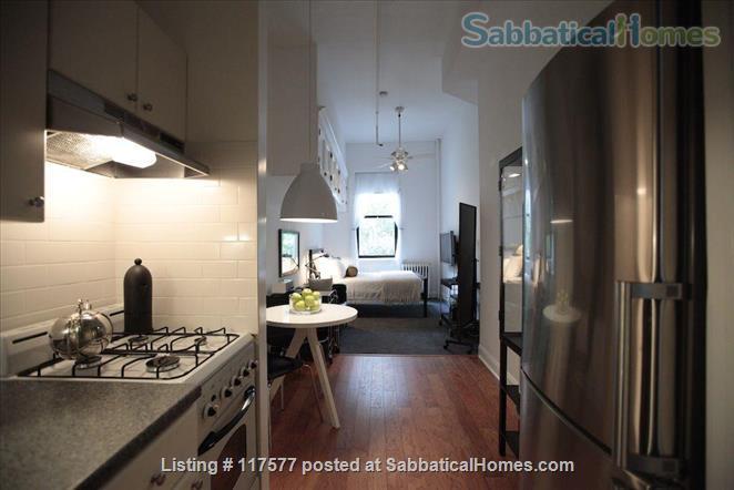 Harlem Hideaway Studio Apartment Home Rental in New York, New York, United States 6