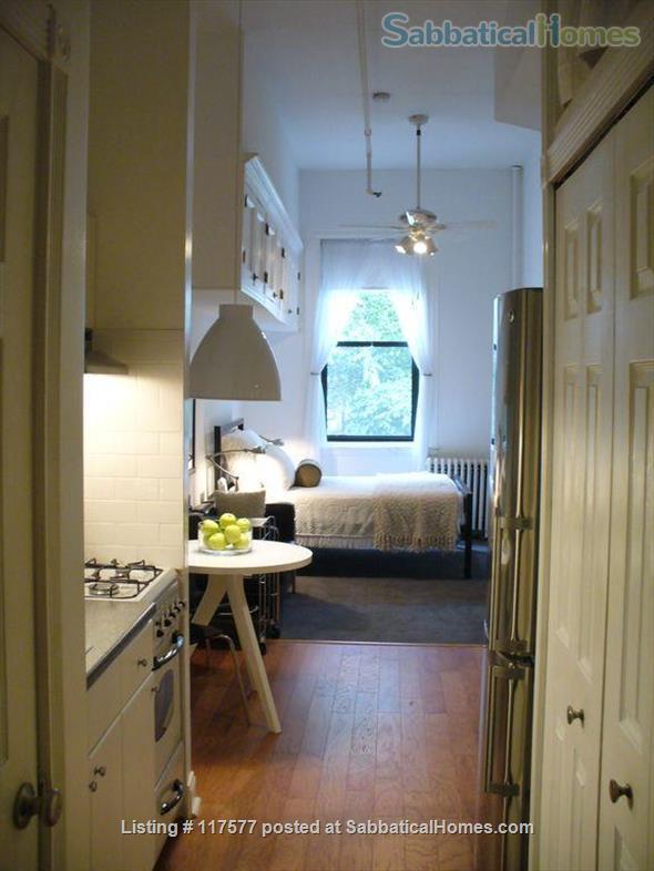 Harlem Hideaway Studio Apartment Home Rental in New York, New York, United States 7