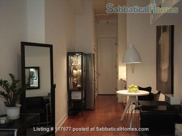 Harlem Hideaway Studio Apartment Home Rental in New York, New York, United States 8