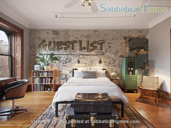 Harlem Hideaway Guest Room Home Rental in New York, New York, United States 3