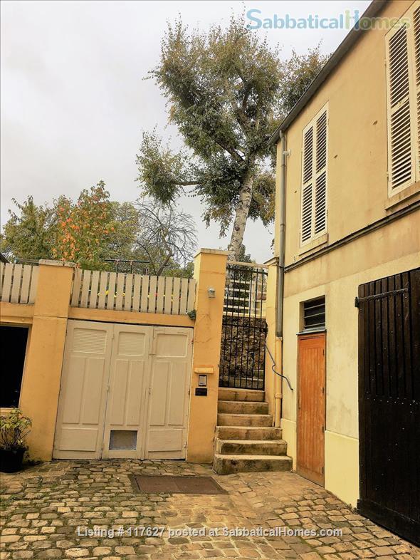 QUIET APARTMENT, IN VERSAILLES WITH CONVENIENT ACCESS TO PARIS, ST QUENTIN, SACLAY Home Rental in Versailles, Île-de-France, France 2