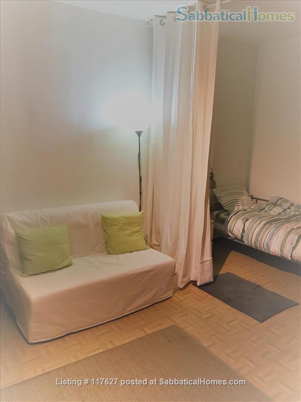 QUIET APARTMENT, IN VERSAILLES WITH CONVENIENT ACCESS TO PARIS, ST QUENTIN, SACLAY Home Rental in Versailles, Île-de-France, France 5