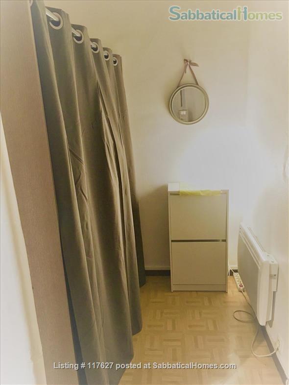 QUIET APARTMENT, IN VERSAILLES WITH CONVENIENT ACCESS TO PARIS, ST QUENTIN, SACLAY Home Rental in Versailles, Île-de-France, France 6