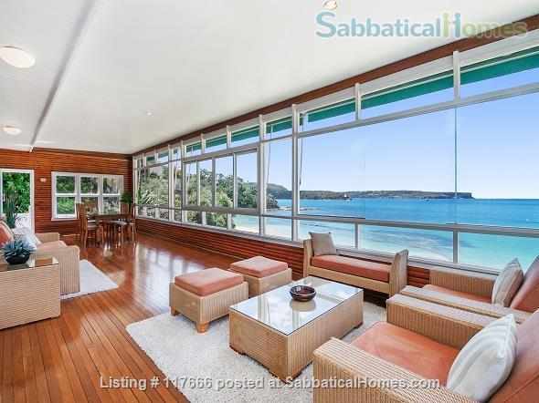 The Oriana -  Absolute beach frontage on Sydney Harbour. Home Rental in Mosman, New South Wales, Australia 3