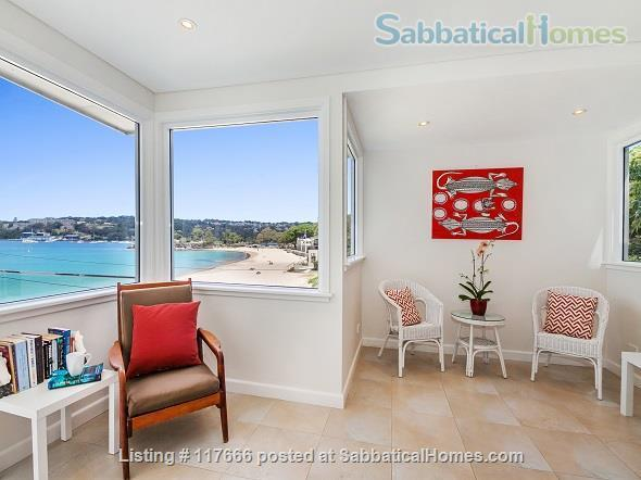 The Oriana -  Absolute beach frontage on Sydney Harbour. Home Rental in Mosman, New South Wales, Australia 5
