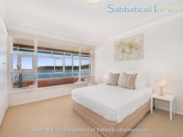 The Oriana -  Absolute beach frontage on Sydney Harbour. Home Rental in Mosman, New South Wales, Australia 6