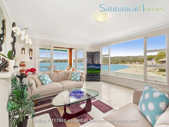 The Oriana -  Absolute beach frontage on Sydney Harbour. Home Rental in Mosman, New South Wales, Australia 7