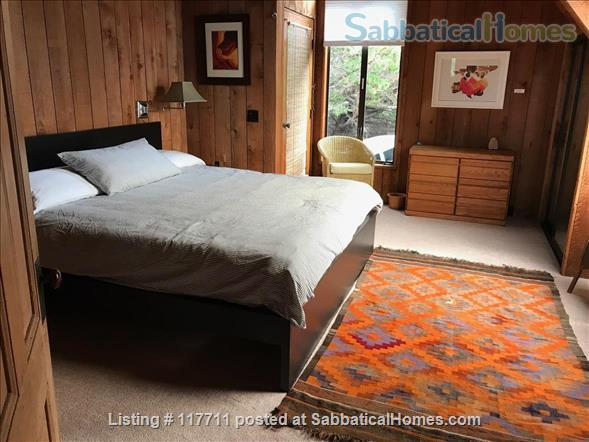 Beautiful, private, unique architectural home on the southern Mendocino Coast Home Rental in Gualala, California, United States 9