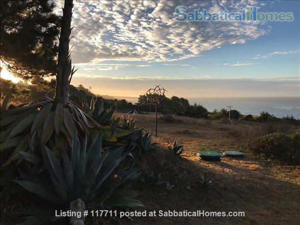 Beautiful, private, unique architectural home on the southern Mendocino Coast Home Rental in Gualala, California, United States 7
