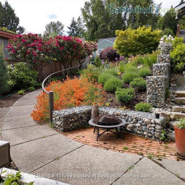 Private Apartment near University of Washington Home Rental in Seattle, Washington, United States 9