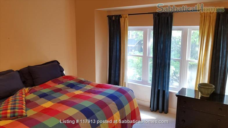 Oasis in the city - 2-3  bedroom house in Toronto's Riverdale near parks, subway, bus, quick trip to U of T, Ryerson Univ, hospitals  Home Rental in Toronto, Ontario, Canada 7