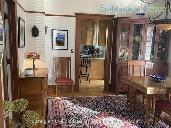 Short term/Dec 1 2021/1 BR Furnished UM/Downtown  Home Rental in Ann Arbor, Michigan, United States 4