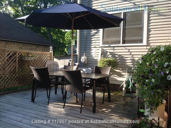 Short term/Dec 1 2021/1 BR Furnished UM/Downtown  Home Rental in Ann Arbor, Michigan, United States 5