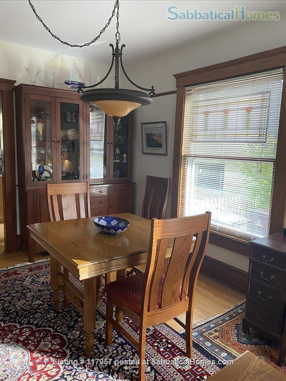 Short term/Dec 1 2021/1 BR Furnished UM/Downtown  Home Rental in Ann Arbor, Michigan, United States 7