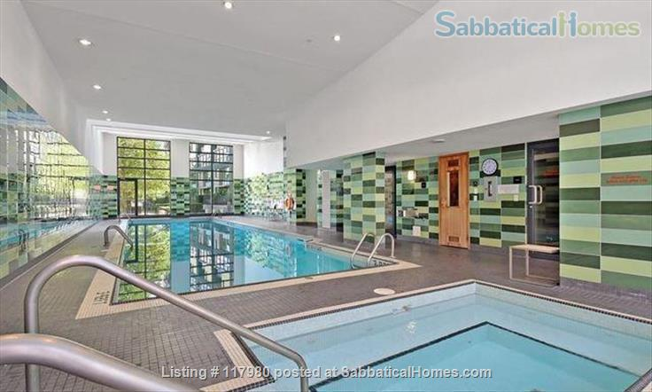 2 Bed - 1 Bath - Furnished  Downtown Condo - Water Views & Parking Home Rental in Vancouver, British Columbia, Canada 9