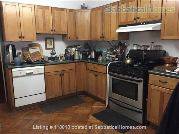 Brooklyn Limestone Duplex Home Rental in Kings County, New York, United States 3