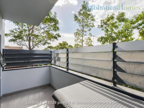 Light, Quiet, Modern, 2BR Second-Floor Apartment Near Everything Home Rental in Brunswick East, VIC, Australia 9